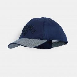 Καπέλο με γείσο από καμβά...