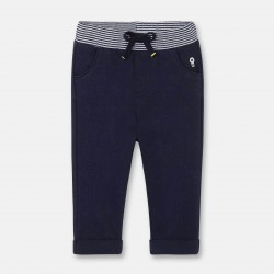 Παντελόνι από φλις - Indigo