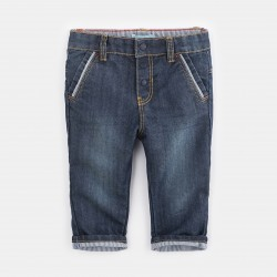Stone regular fit jeans -...