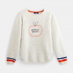 Sweater with message -...
