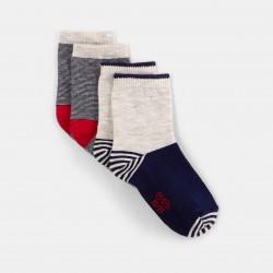 Trendy socks (2-pair set) -...