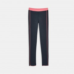 Sports leggings - Heather Blue