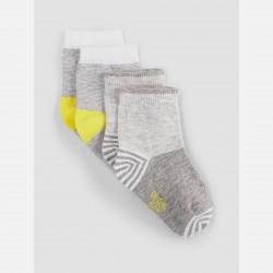 Heathered socks (2-pair...