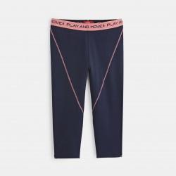Sports leggings - Navy blue