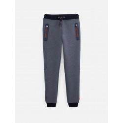 Sports sweatpants - Blue Denim
