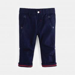 Adaptable canvas pants -...