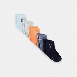Anim'Obaibi socks (5-pair...