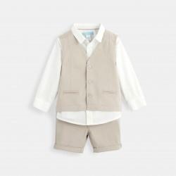 3-piece suit ensemble -...
